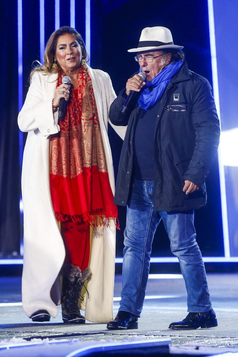 Al Bano i Romina Power /Baranowski /AKPA
