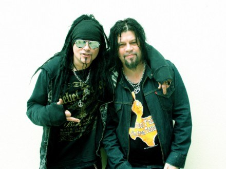 Al Jourgensen i Paul Raven (Ministry) /