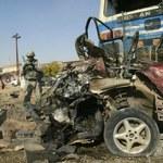 Al-Kaida przyznała się do serii zamachów w Iraku