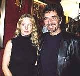 Al Pacino i Beverly D'Angelo /INTERIA.PL