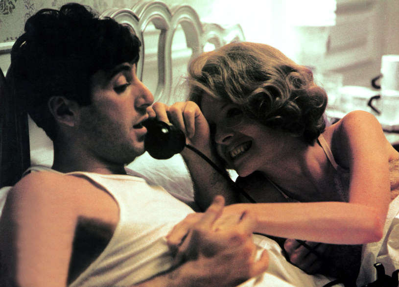 "Al Pacino i Diane Keaton w ""Ojcu chrzestnym II"" /AKPA"