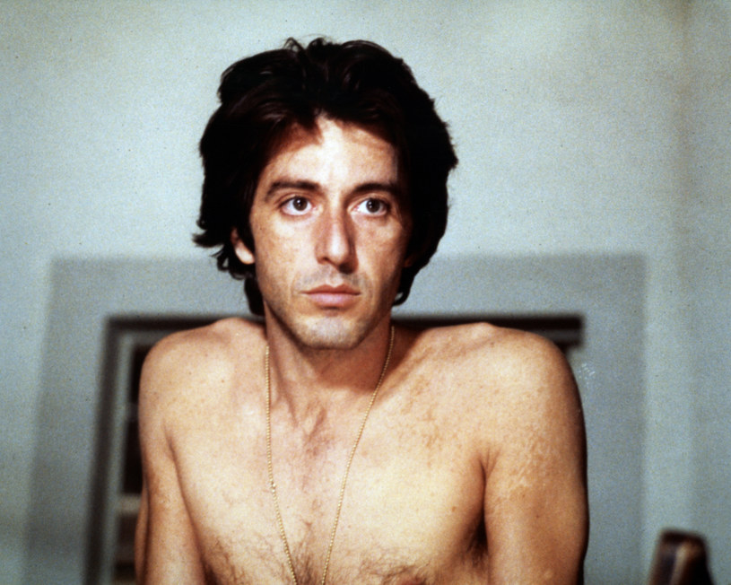 "Al Pacino na planie filmu ""Pieskie popołudnie"" /Silver Screen Collection /Getty Images"