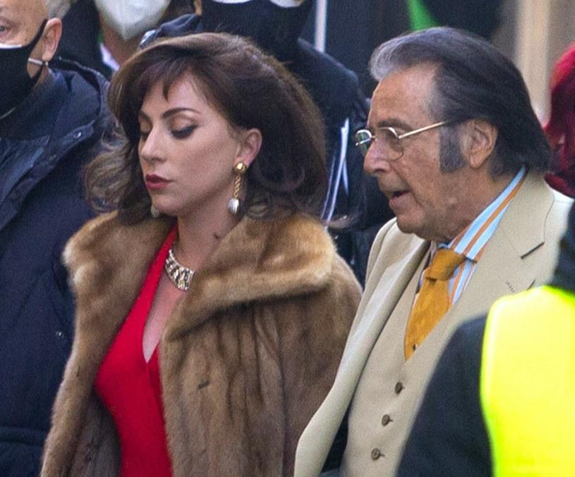 Al Pacino obchodził w tym roku 81. urodziny /Giandomenico D'Angelo/IPA / SplashNews.com/East News /East News