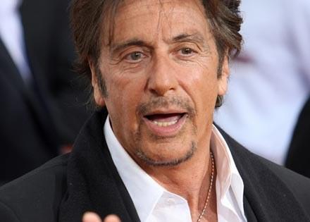 Al Pacino otrzyma w Rzymie nagrodę za całokształt twórczości /AFP