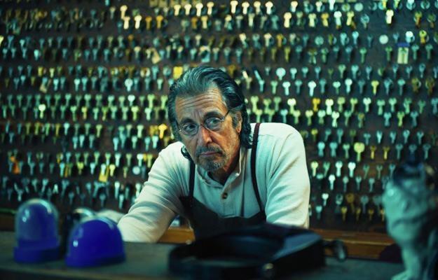 """Al Pacino w filmie """"Manglehorn"""" /materiały prasowe"""