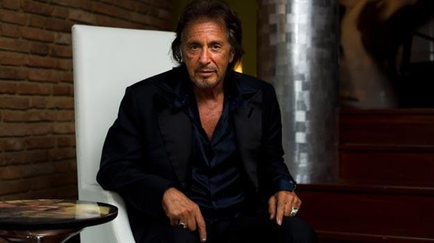 Al Pacino w Wenecji - fot. Ian Gavan /Getty Images/Flash Press Media