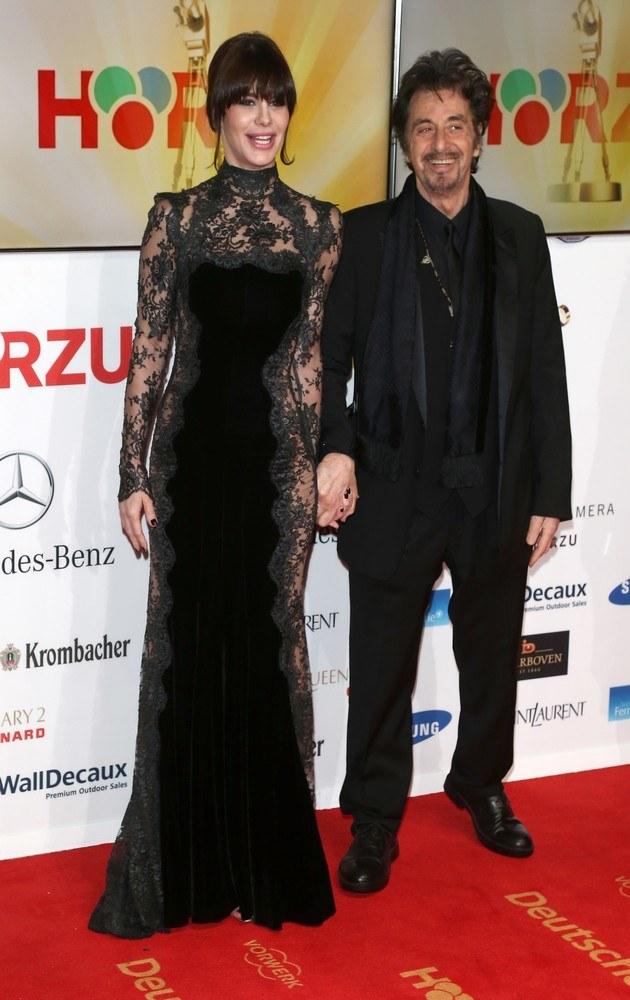 Al Pacion i Lucila Sola /Andreas Rentz /Getty Images
