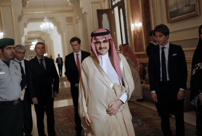 Al Walid ibn Talal /CHRISTOPHE ENA /AFP