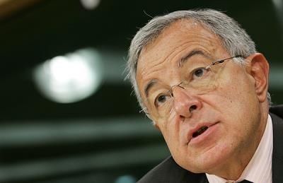 Alain Lamassoure, europoseł EPL z Francji /AFP