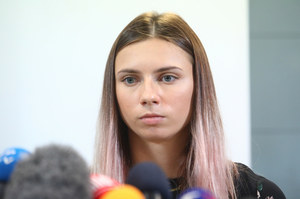 """Alaksandr Łukaszenka: Cimanouską na igrzyskach """"manipulowano"""""""