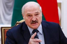 Alaksandr Łukaszenka: Udławcie się tymi sankcjami