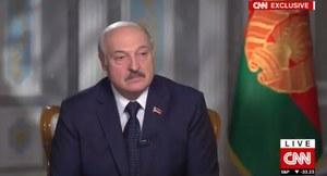 """Alaksandr Łukaszenka w CNN. """"Wszystko co mówi polski rząd to szaleństwo"""""""