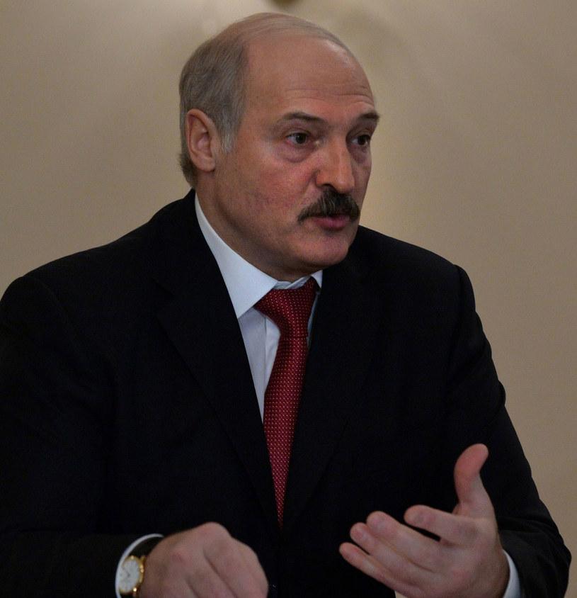 Alaksandr Łukaszenka /AFP