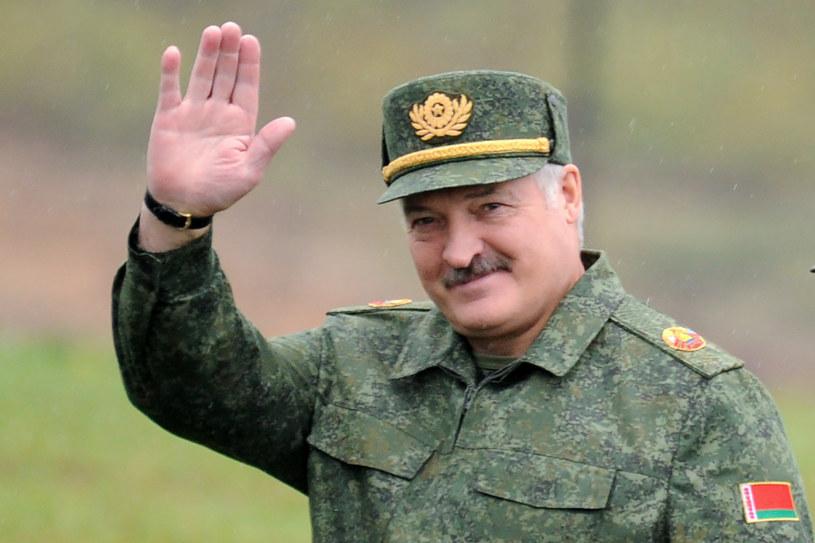 Alaksandr Łukaszenka /SERGEI GAPON /AFP