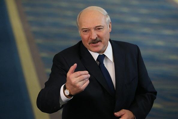 Alaksandr Łukaszenka /Getty Images