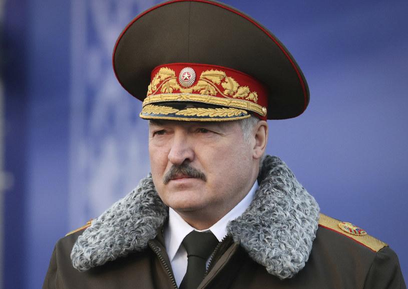 Alaksandr Łukaszenka /POOL BelTa/Associated Press /East News