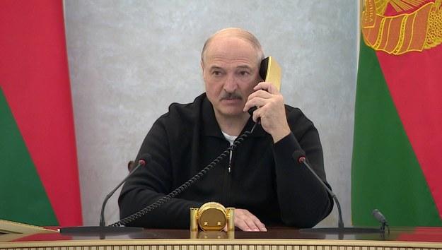 Alaksandr Łukaszenka / ITAR-TASS    /PAP/ITAR-TASS