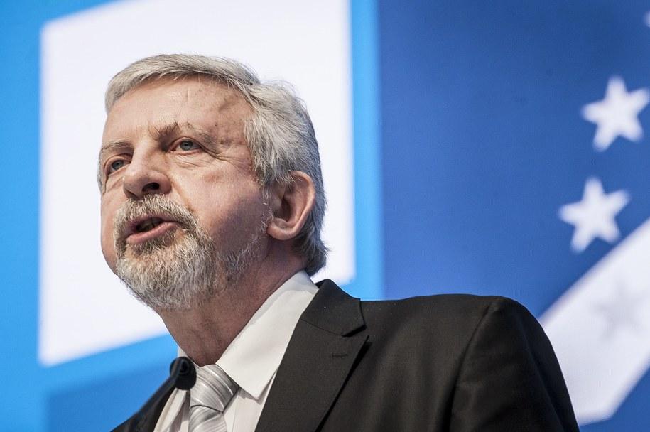 Alaksandr Milinkiewicz /Wiktor Dąbkowski   /PAP