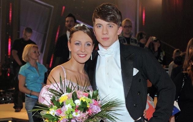 Alan Andersz i Blanka Winiarska, fot. Andrzej Szilagyi  /MWMedia