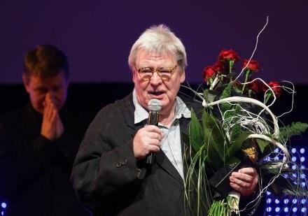 Alan Parker otrzymał nagrodę za całokształt twórczości/fot. G. Michałowski /INTERIA.PL/PAP