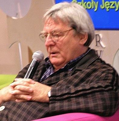 Alan Parker w Warszawie /INTERIA.PL