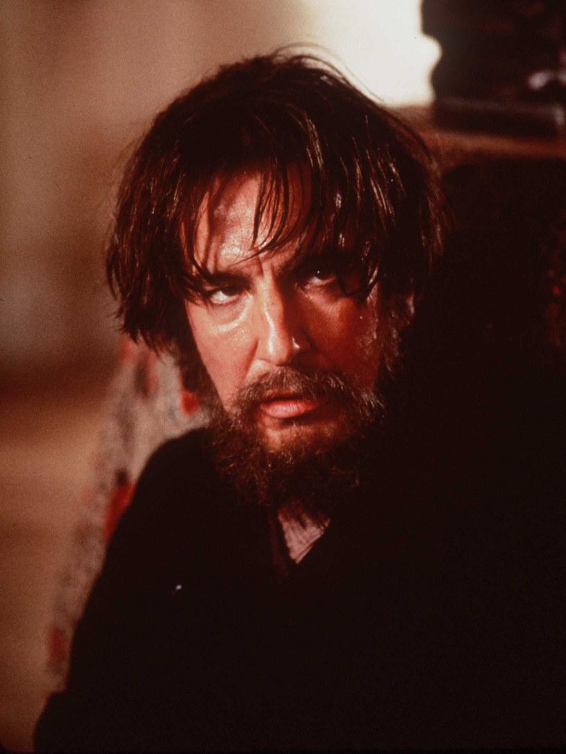 Alan Rickman jako Rasputin /Hulton Archive /Getty Images