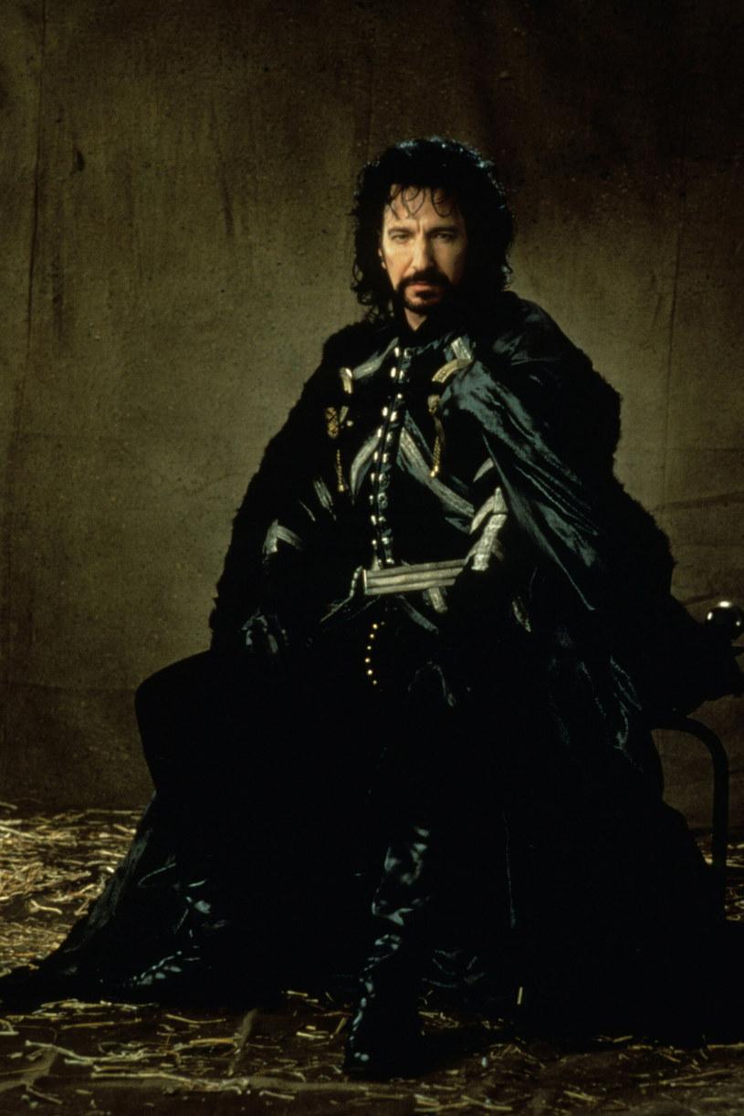 Alan Rickman jako Szeryf Nottingham skradł serca widzów /COLLECTION CHRISTOPHEL / Warner Bros / Morgan Creek Productions /East News