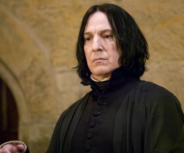 """Alan Rickman: Kradzież z planu """"Harry'ego Pottera"""""""
