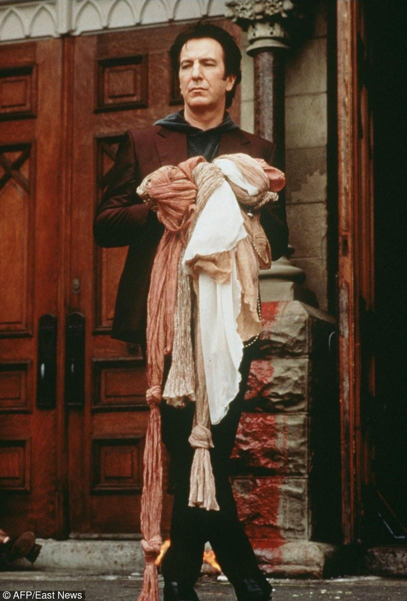"Alan Rickman w filmie ""Dogma"" /AFP /East News"
