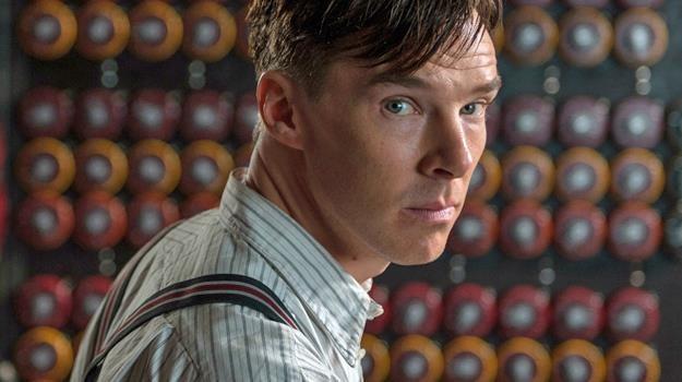 """Alan Turing czy Polacy - kto złamał niemiecki kod? Benedict Cumberbatch w scenie z """"Gry tajemnic"""" /materiały dystrybutora"""