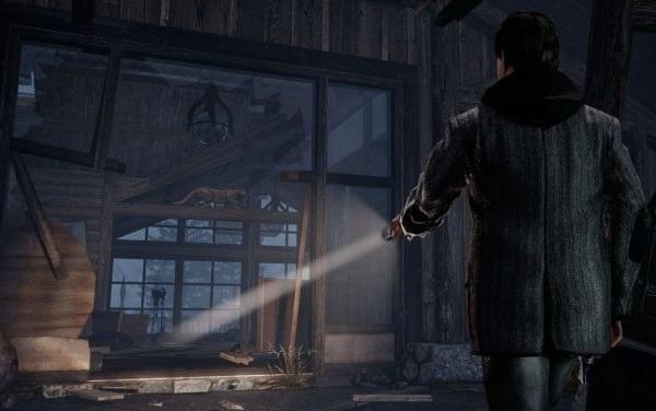 Alan Wake 2 - jest szansa, że powstanie pomimo słabych wyników sprzedaży pierwszej części /Informacja prasowa
