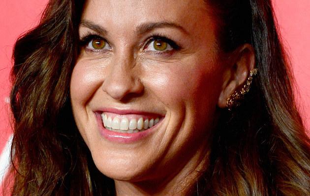Alanis Morissette jest w ciąży! /Frazer Harrison /Getty Images