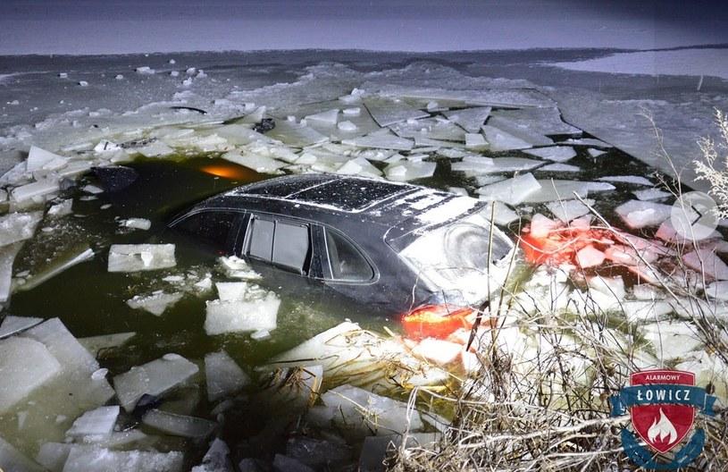 Alarmowy Łowicz publikuje zdjęcia z wypadku /