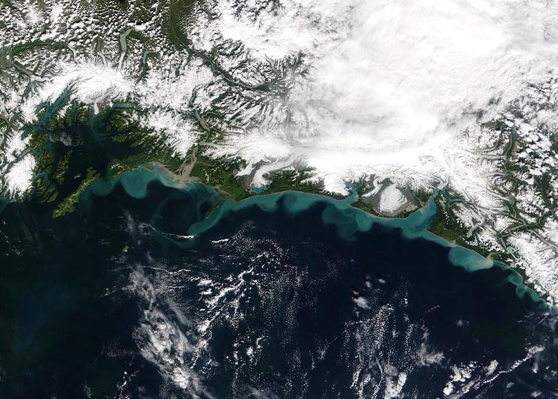 Alaska jest regionem aktywnym geologicznie /AFP