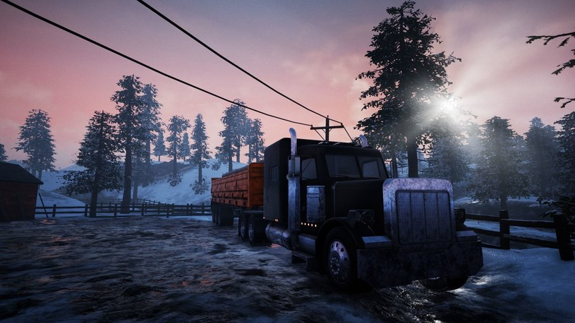 Alaskan Truck Simulator /materiały prasowe