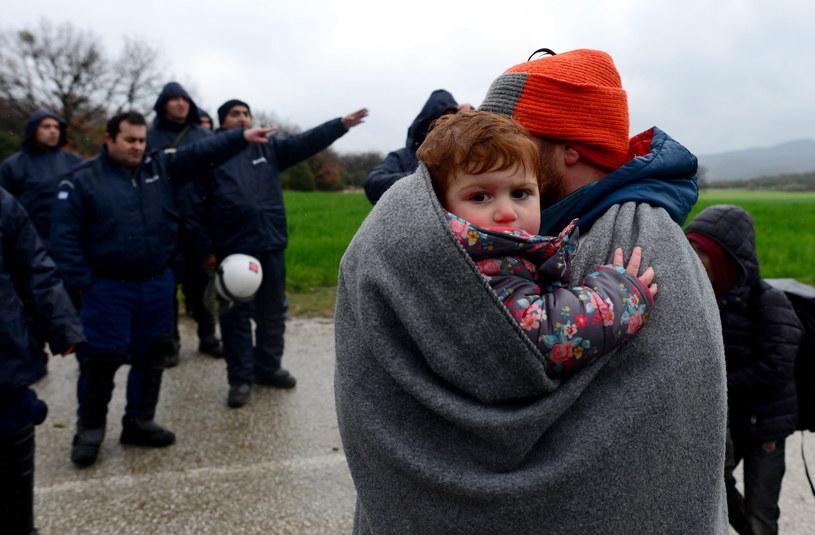 Albania prosi Włochy o pomoc w kontroli na granicy /PAP/EPA