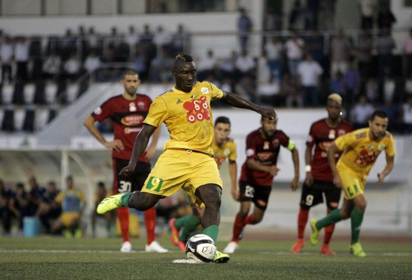Albert Ebosse zmarł w wyniku zamieszek /AFP