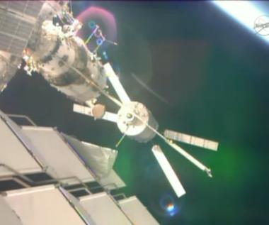 Albert Einstein dotarł do ISS