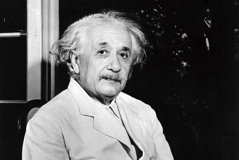 Albert Einstein / AFP