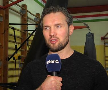 Albert Sosnowski dla Interii: Nie wykluczam powrotu na ring, cały czas pali się światełko. Wideo