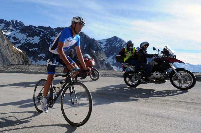Alberto Contador /- /AFP