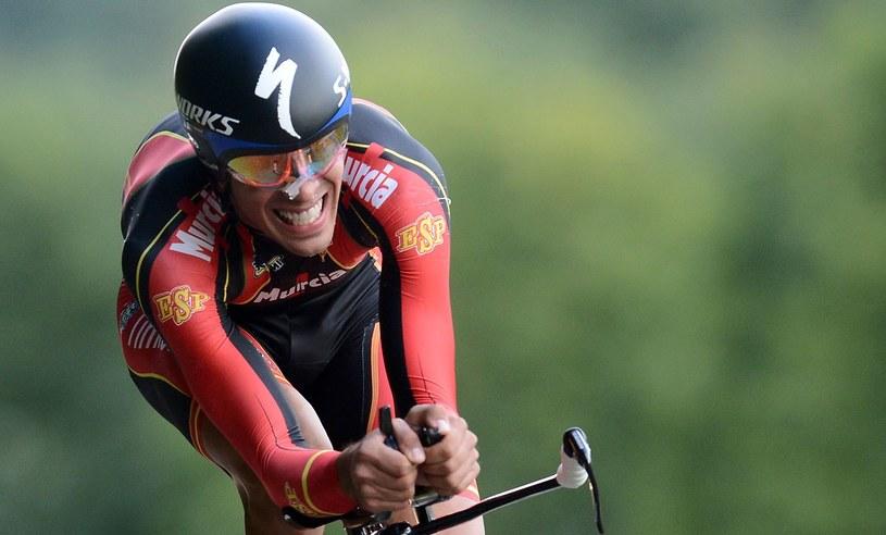 Alberto Contador /AFP