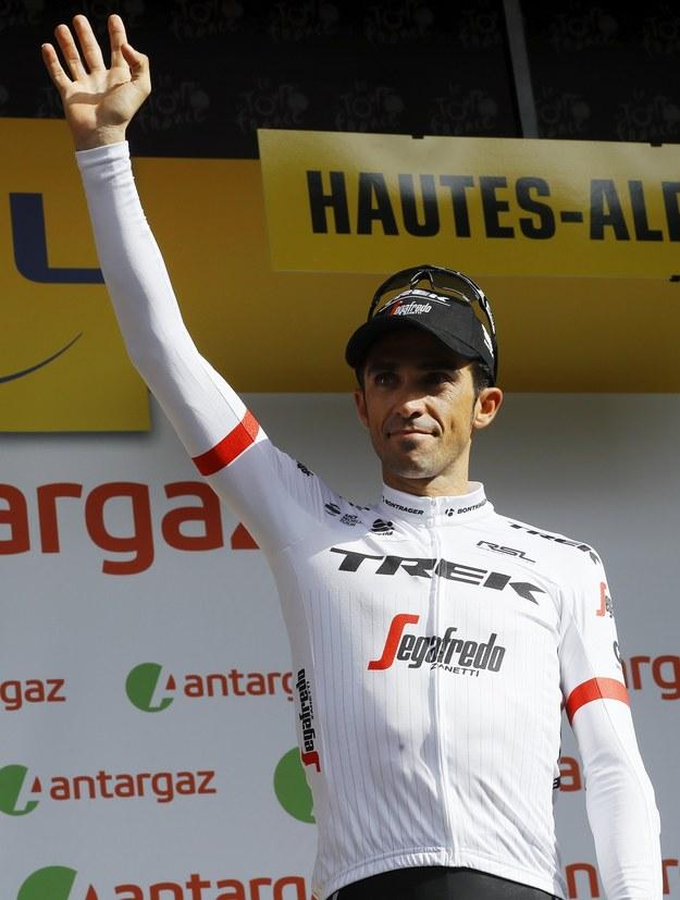 Alberto Contador /ROBERT GHEMENT /PAP/EPA