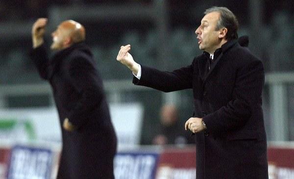 Alberto Zaccheroni trzy lata temu prowadził Torino. /AFP
