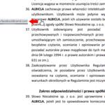 """Albicla – """"polski Facebook"""" ma fragment regulaminu skopiowany z... Facebooka"""