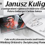 """Album """"Janusz Kulig"""" na aukcji"""
