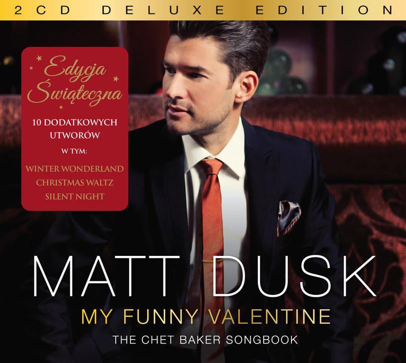 "Album ""My Funny Valentine: The Chet Baker Songbook"" Matta Duska /materiały prasowe"