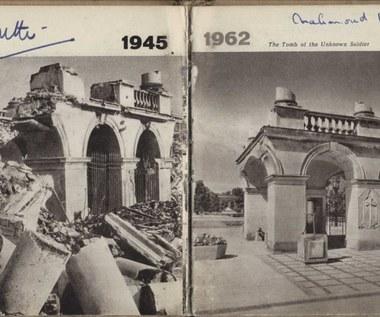 "Album ""Warsaw Rebuilt"""
