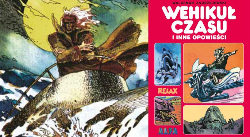 Album z dziełami Andrzejewskiego jest już dostępny w sprzedaży /materiały prasowe