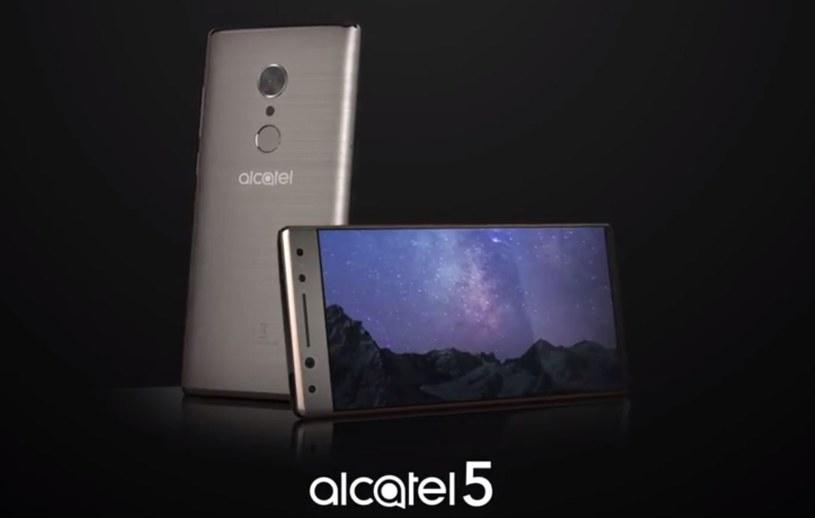 Alcatel 5 może być ciekawą alternatywą dla LG Q6 /Roland Quandt /Internet